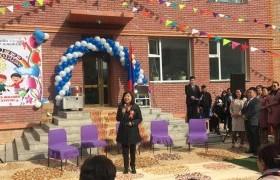 Хан-Уул дүүргийн 28 дугаар цэцэрлэг шинэ байрны нээлтээ хийлээ