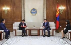 Монгол улс, БН Социалист Вьетнам Улс хоорондын гэрээг соёрхон батлуулах тухай хуулийн төсөл өргөн барилаа