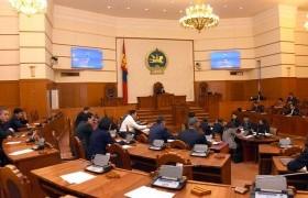 БНПУ-ын Засгийн газраас олгож буй 50 сая еврогийн экспортын зээлийн төслийг соёрхон баталлаа