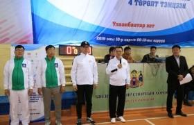 ХХААХҮЯам болон мэргэжлийн холбоодуудын дунд спортын 4 төрөлт тэмцээн боллоо