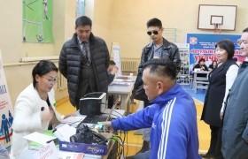 Хан-уул дүүргийн алслагдсан хороодын иргэдэд төрийн үйлчилгээг хүргэж ажиллалаа