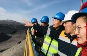 О.ЭРДЭНЭТУЯА: Монгол хүмүүс энэ том бүтээн байгуулалтыг бие даан авч явааг харахад үнэхээр бахархмаар
