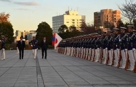 Монгол, Японы Батлан хамгаалах салбарын хамтын ажиллагааны чиглэлийг нэмэгдүүлэхээр санал нэгдэв