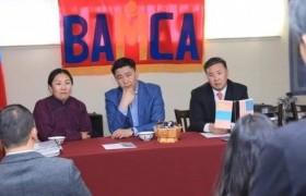 БСШУС-ын сайд Ё.Баатарбилэг Бэй Аэриагийн Монголчуудтай уулзав