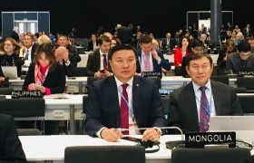 Н.Цэрэнбат: Монгол Улс Парисын хэлэлцээрт оруулах үндэсний зорилтоо шинэчилсэн анхдагчдын нэг боллоо