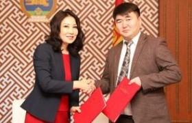 Монголын боловсрол, шинжлэх ухааны үйлдвэрчний эвлэлтэй хамтын хэлэлцээр байгууллаа
