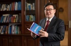 Монгол Улсын Үндсэн хуулийн өдрийн мэндчилгээ