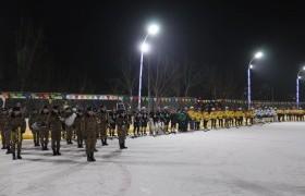 Дархан-Уул аймаг олон улсын стандартад нийцсэн Хоккейн талбайтай боллоо