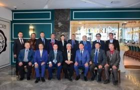 Хан-Уул дүүргийн удирдлагууд дeпутатуудаа хүлээн авч хүндэтгэл үзүүллээ