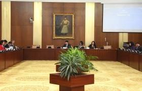 Хүний эрхийн Үндэсний Комиссын тухай хуулийн төслийн эцсийн хэлэлцүүлгийг хийлээ