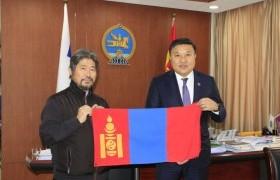 Монгол Улс Антрактид тивд судалгааны бааз байгуулахад БОАЖЯ-наас дэмжлэг үзүүлсэнд талархал илэрхийлэв