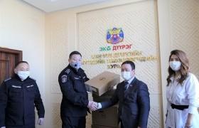 Хан-Уул дүүрэг дэх цагдаагийн газарт иж бүрэн компьютеруудыг хүлээлгэн өглөө