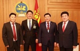 Монгол Улсын Ерөнхий сайд Нийгмийн түншлэгч талуудыг хүлээн авч уулзлаа