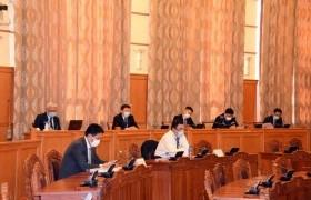Монгол Улсын Их хурлын тухай хуулийн шинэчилсэн найруулгыг батлав