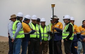 Байдрагийн гүүр-Алтай чиглэлийн авто замд 580 орчим хүн ажиллаж байна