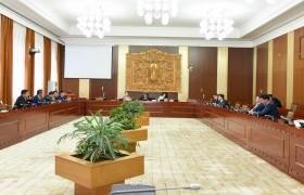 Улсын Их Хурлын тухай хуульд нэмэлт, өөрчлөлт оруулах төслийг анхны хэлэлцүүлгээр батлуулах горимын саналыг дэмжлээ