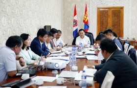 Монгол Улсын Засаг захиргаа, нутаг дэвсгэрийн нэгж, түүний удирдлагын тухай хуулийн шинэчилсэн найруулгын төслийн ажлын хэсэг хуралдлаа