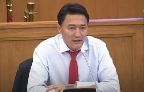 Г.Дамдинням: Хятад ажилчид орж ирсэн бол дарханы замын ажил өдийд нэлээн урагштай явчих байжээ
