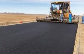 Чингис-Бэрх чиглэлийн 50 км автозамын ажил үргэлжилж байна