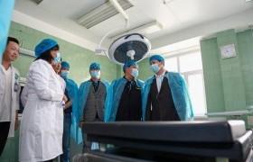Багануур дүүргийн эмнэлэгт УХТЭ болон ГССҮТ-ийн тусламж, үйлчилгээг үзүүлдэг болно