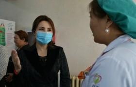 Эрүүл мэндийн Дэд сайд Нийслэлийн Өргөө амаржих газрын тусламж үйлчилгээний байдалтай танилцлаа