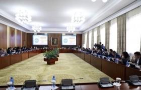 Монгол Улсын Шүүхийн тухай хуулийн шинэчилсэн найруулгын төслийн танилцуулга-хэлэлцүүлэг боллоо