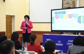 """АШУҮИС-ийн Монгол-Японы эмнэлгийн """"Хөгжлийн хөтөлбөр """" 2020-2025""""-ийг танилцууллаа"""