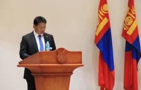 Монгол Улсын Ерөнхий сайд Тагнуулын ерөнхий газарт ажиллав