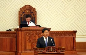 Монгол Улсын 2021 оны төсвийн тухай хуулийн төслийн нэг дэх хэлэлцүүлгийг хийлээ