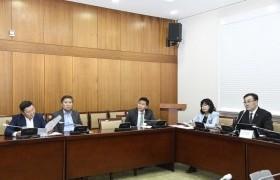Монгол Улс болон Азийн дэд бүтцийн хөрөнгө оруулалтын банк хоорондын Зээлийн хэлэлцээрийг хэлэлцлээ