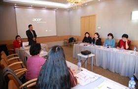 МҮЭХ-ны Эмэгтэйчүүдийн хорооны хурал эхэллээ