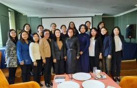 УИХ-ын эмэгтэй гишүүд эмэгтэйчүүдийн эрхийн төлөөх ТББ-тай хамтран ажиллана