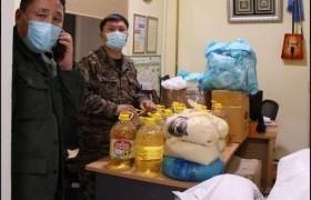 УИХ-ын гишүүн Ч.Ундрам Сэлэнгэ аймаг, Алтанбулаг сумын онцгой комисст тусламж хүргүүллээ