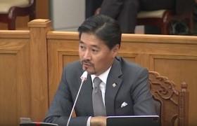УИХ-ын гишүүн Г.Амартүвшин зээлийг хүүг бууруулах саналаа Монголбанк, Засгийн газарт хүргүүлжээ