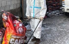 УИХ-ын гишүүн Х.Ганхуяг 500 гаруй өрхөд нийт 50 тонн түлшийг үнэгүй түгээлээ