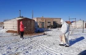 """Дорноговь аймгийн төмөр зам дагуух сумдуудад """"0"""" зогсолт хийгээд 4 хоног болж байна"""