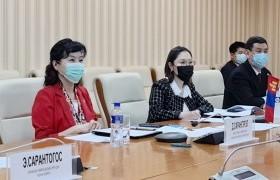 Монгол Улс, БНСУ-ын Засгийн газар хоорондын хамтарсан хорооны V хуралдаан боллоо