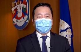 """Ж.Сандагсүрэн: """"Улаанбаатар халдвар тархах өндөр эрсдэлтэй гэж үнэлэгдсэн"""""""