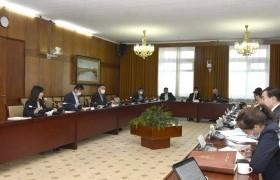 ЭЗБХ: Банкны тухай хуулийн төслийг хэлэлцэн дэмжлээ