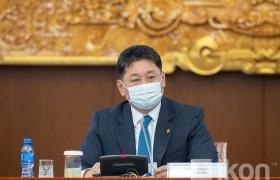 У.Хүрэлсүх Монгол Улсын Ерөнхий сайдын албан тушаалаас огцорч байгаагаа мэдэгдлээ