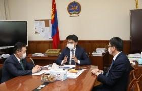 Монгол Улсын Ерөнхий сайдад нэр дэвшүүлэх тухай албан бичгийг ирүүллээ