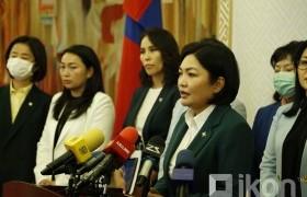 Эмэгтэй гишүүд Засгийн газрын бүрэлдэхүүнийг томилохдоо жендэрийн тэгш байдлыг хангахыг хүслээ