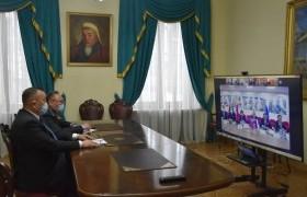 """""""Хамтдаа 100 жил"""" цахим буухиа Улаанбаатар, Москва хотоос эхэллээ"""