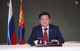 УИХ дахь Монгол-Оросын парламентын бүлгийн дэд дарга Б.Энх-Амгалан талархлын захидалд хариу захидал илгээлээ