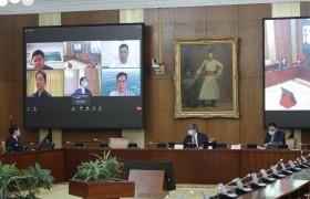 ТБХ: Хуулийн төслүүдийн анхны хэлэлцүүлгийг дэмжиж, санал, дүгнэлтээ нэгдсэн хуралдаанд танилцуулахаар тогтов