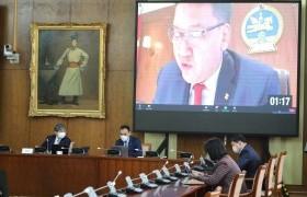 Монгол Улсын нэгдсэн төсвийн 2022 оны төсвийн хүрээний мэдэгдэл, 2023-2024 оны төсвийн төсөөллийн тухай хуулийн төслийн хэлэлцэх эсэхийг дэмжлээ