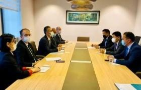 Бүгд найрамдах Турк Улсаас Монгол Улсад суугаа элчин сайдтай уулзлаа