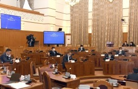 2022 оны төсвийн хүрээний мэдэгдэл, 2023-2024 оны төсвийн төсөөллийн тухай хуулийн төслүүдийг хэлэлцэв
