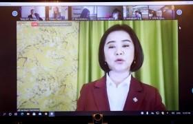 Улаанбаатар-Эрхүүгийн цахим буухиад оролцож, үг хэллээ