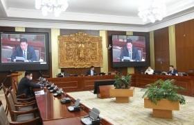 Монгол Улсын Шүүхийн тухай хуулийн хэрэгжилтийг хангах үүрэг бүхий ажлын хэсгийн танилцуулга сонсов